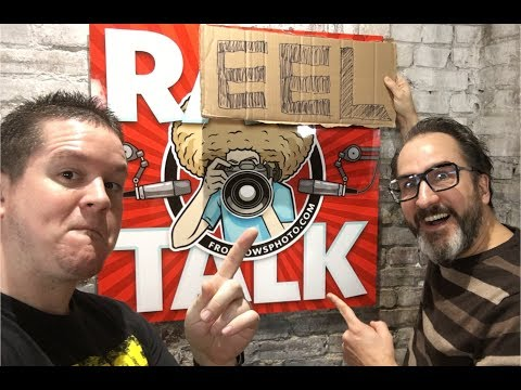 "Introducing ""REELtalk"" with Stephen & Todd: RAWtalk #234"