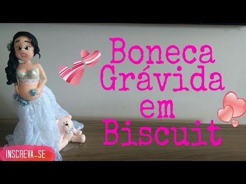 DIY Boneca Grávida em Biscuit / Primeira parte