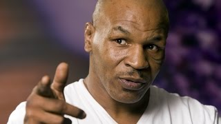 Mike Tyson says Manny Pacquiao should be banned