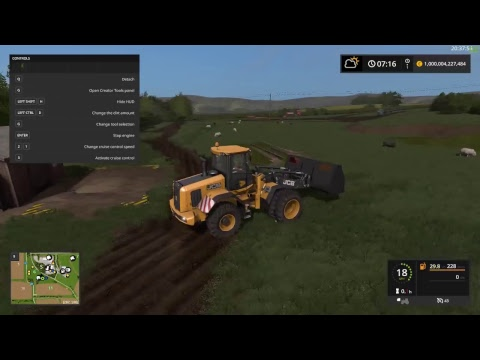 MANAGING 1000 SHEEP COWS AND PIGS ON FARMING SIMULATOR 17