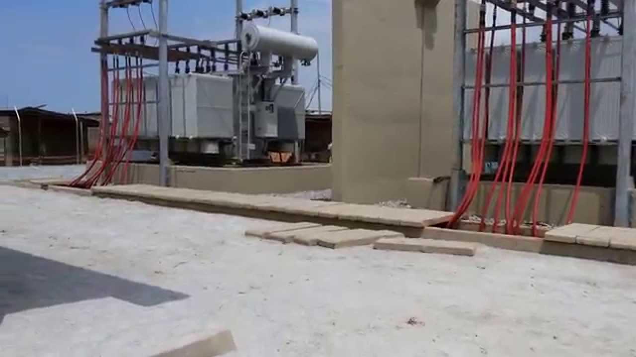 Darkuman 33 11 Kv Indoor Substation Youtube