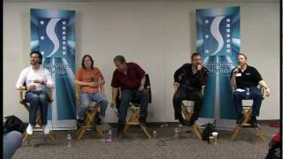 """Writing the Hollywood Blockbuster"" Speakers Series: SCRIPTWRITERS NETWORK Episode 1:1"