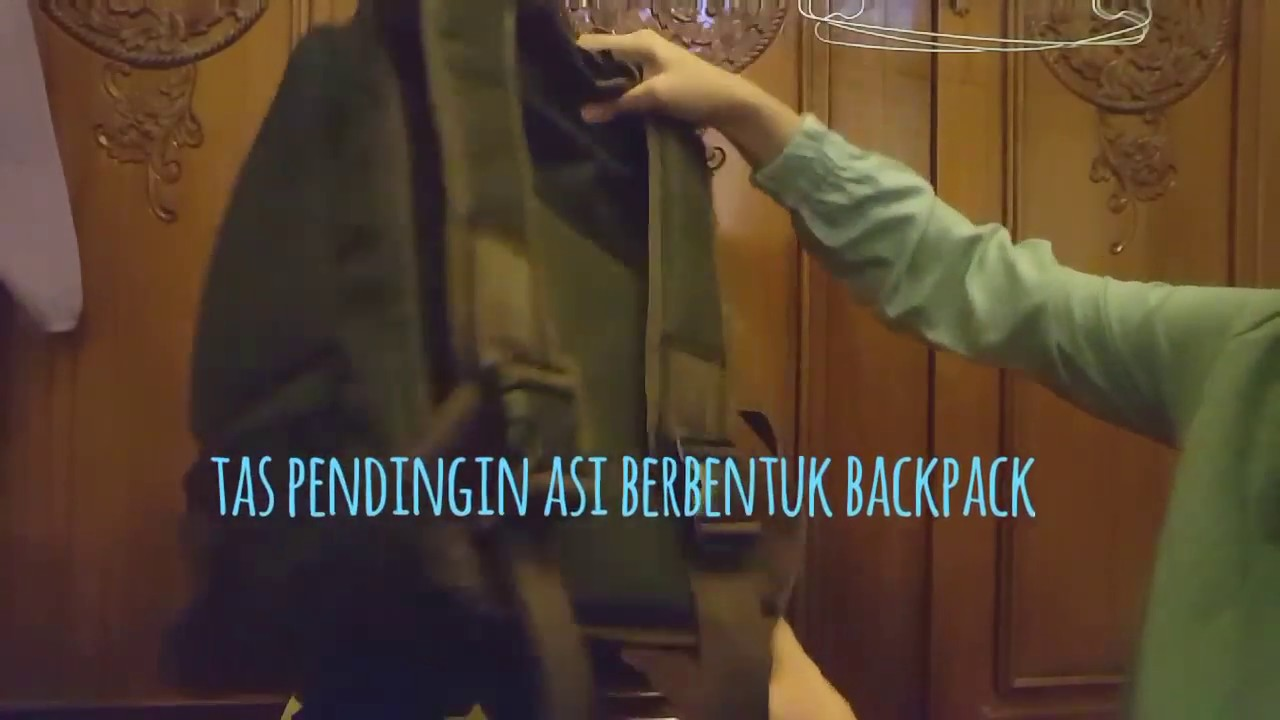 Tas Penyimpan Asi Gabag Calmo Review Youtube Cooler Bags Radja Backpack 2 In 1
