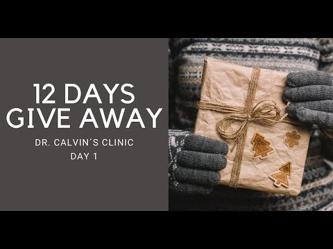 12 Days Give Away Dia 1