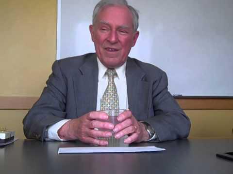 Charles Cecil '64 - SAIS Johns Hopkins Alumni Oral History Interview