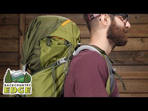Gregory Zulu 65 Backpack - YouTube e2bebe8d706ca