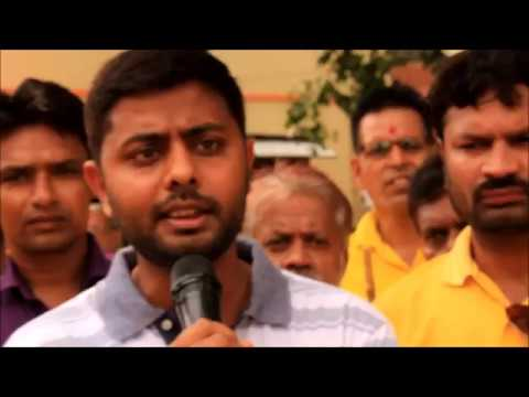 C to C Media Swachhta Message by Mr. Sumit Patel (Son of Dilipbhai Patel, MP)