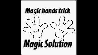 Magic words tricks free hands
