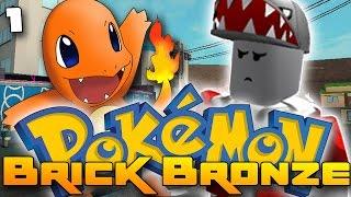 NEJLEPŠÍ POKEMONI V ROBLOXU?:O | Roblox Pokemon Brick Bronze #1!