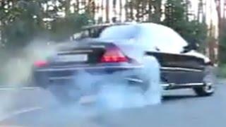 Тест-драйв Mercedes Benz S 65 AMG W220 2005г