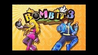 gameplay con mi primo Matias / bomb it 3/ Anime TV Otaku :D