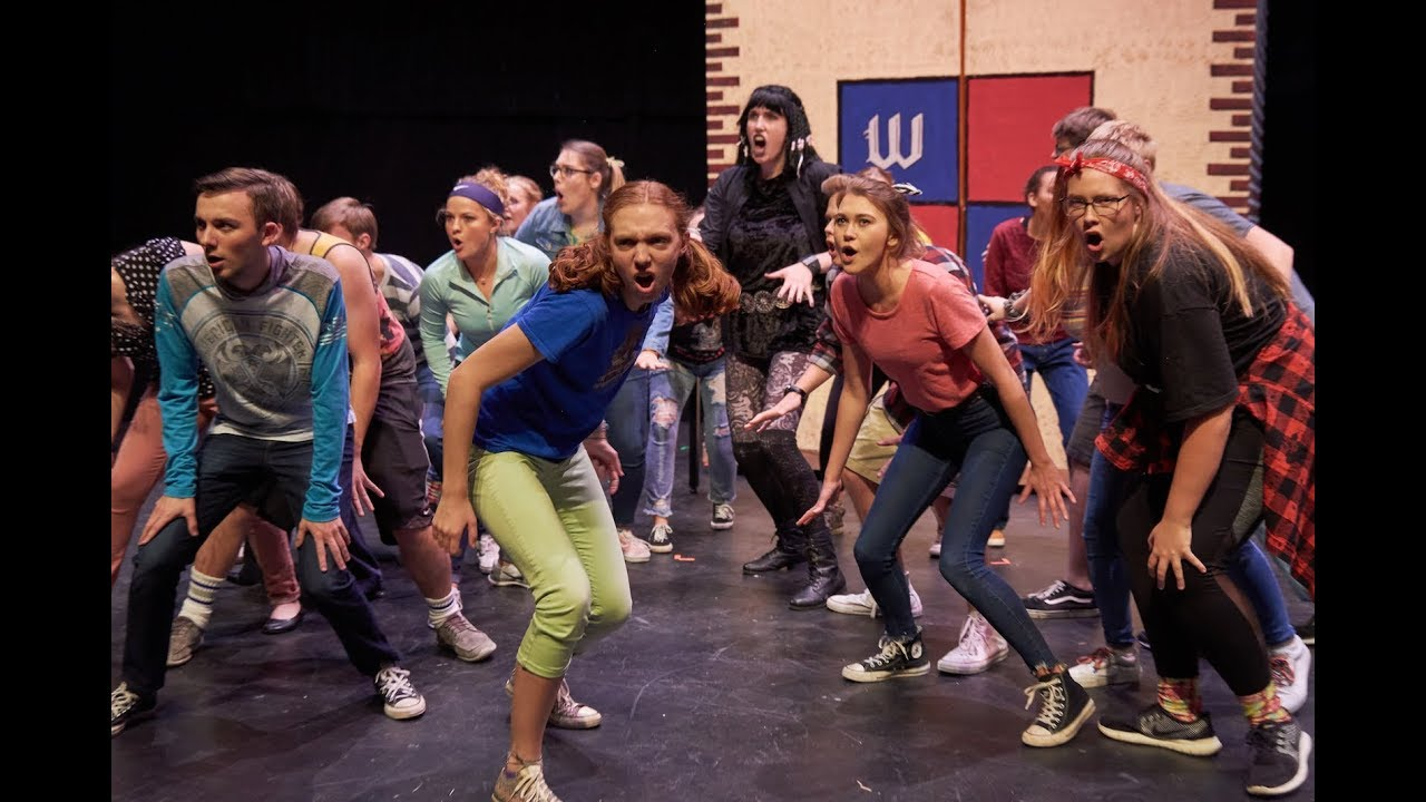 Puberty the Musical at Augustana University (Nov 2018)