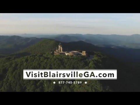 Blairsville, GA - Mountains