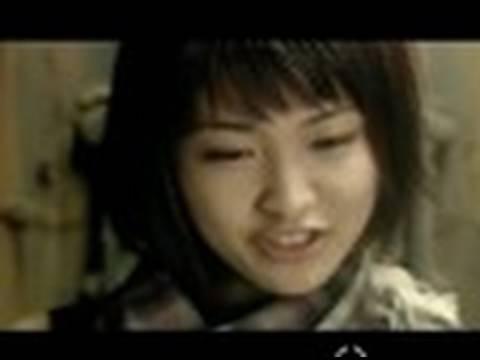 岡本玲 RailroadStar CM スチル画像。CM動画を再生できます。