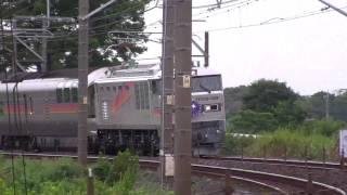 2010.8.28 東鷲宮~栗橋 2010.9.5 西川口~蕨.