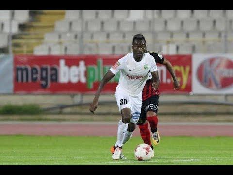 Henritse Akoete Eninful 2017 | Doxa Katokopias & Togo National Team