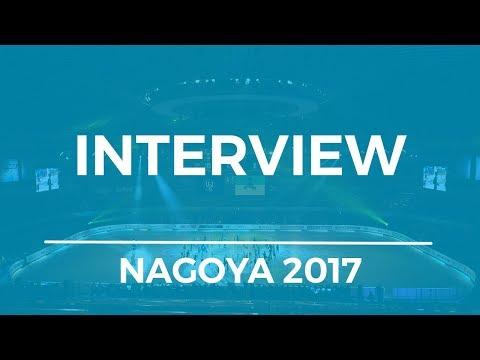 Alena Kostornaia RUS -ISU JGP Final - Ladies Free Skating - Nagoya 2017 Free Skate Interview