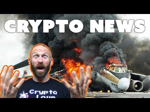 Crypto Crashing Today... Why is Market Down? (BTC Price Prediction)