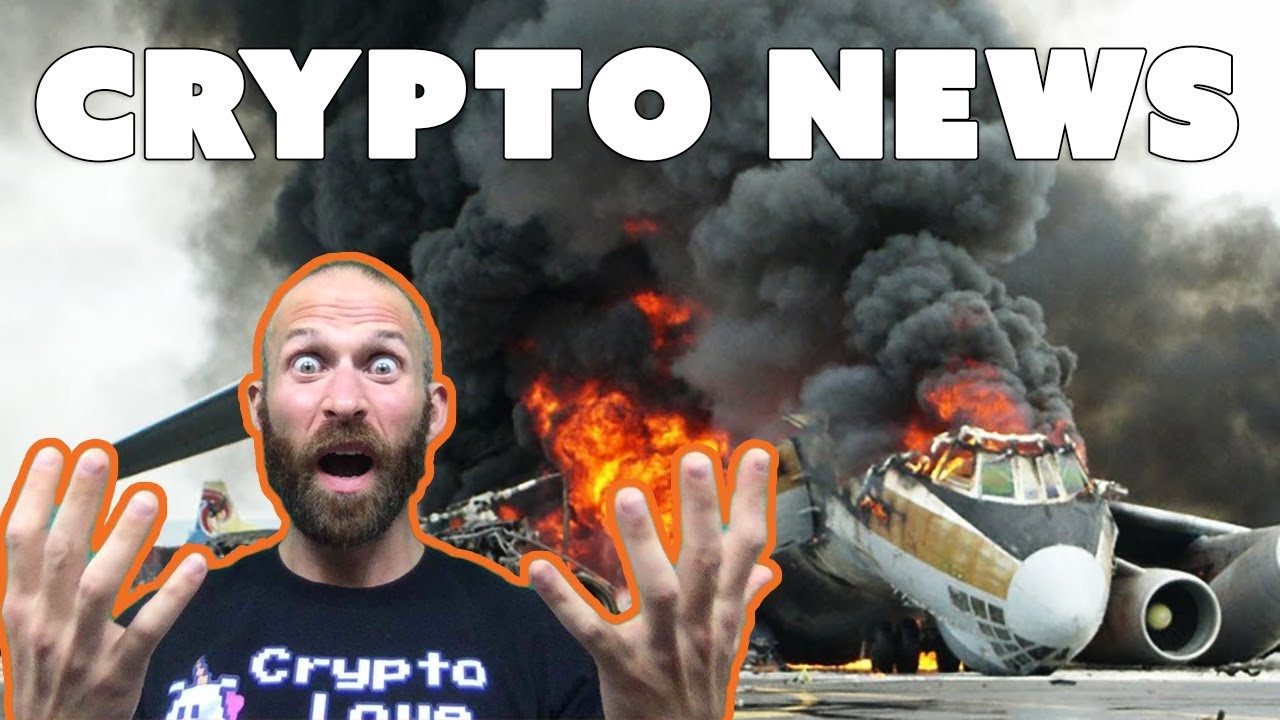Crypto Crashing Today… Why is Market Down? (BTC Price Prediction)