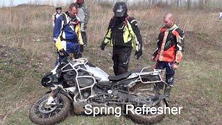 Mototrailaventure 2018 Spring Refresher