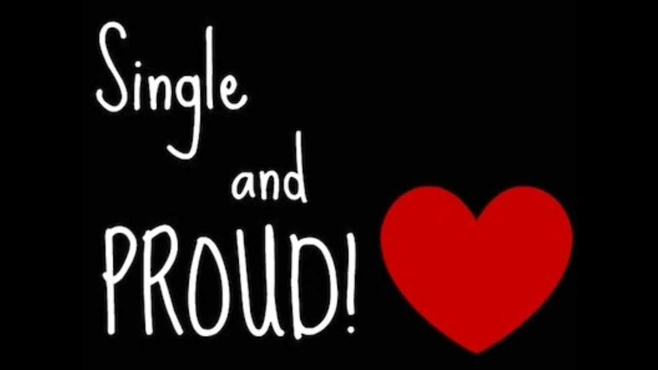 Single On Valentines Day Quotes Happy Antivalentine's Day Happy Single Awareness Day 2014  Youtube