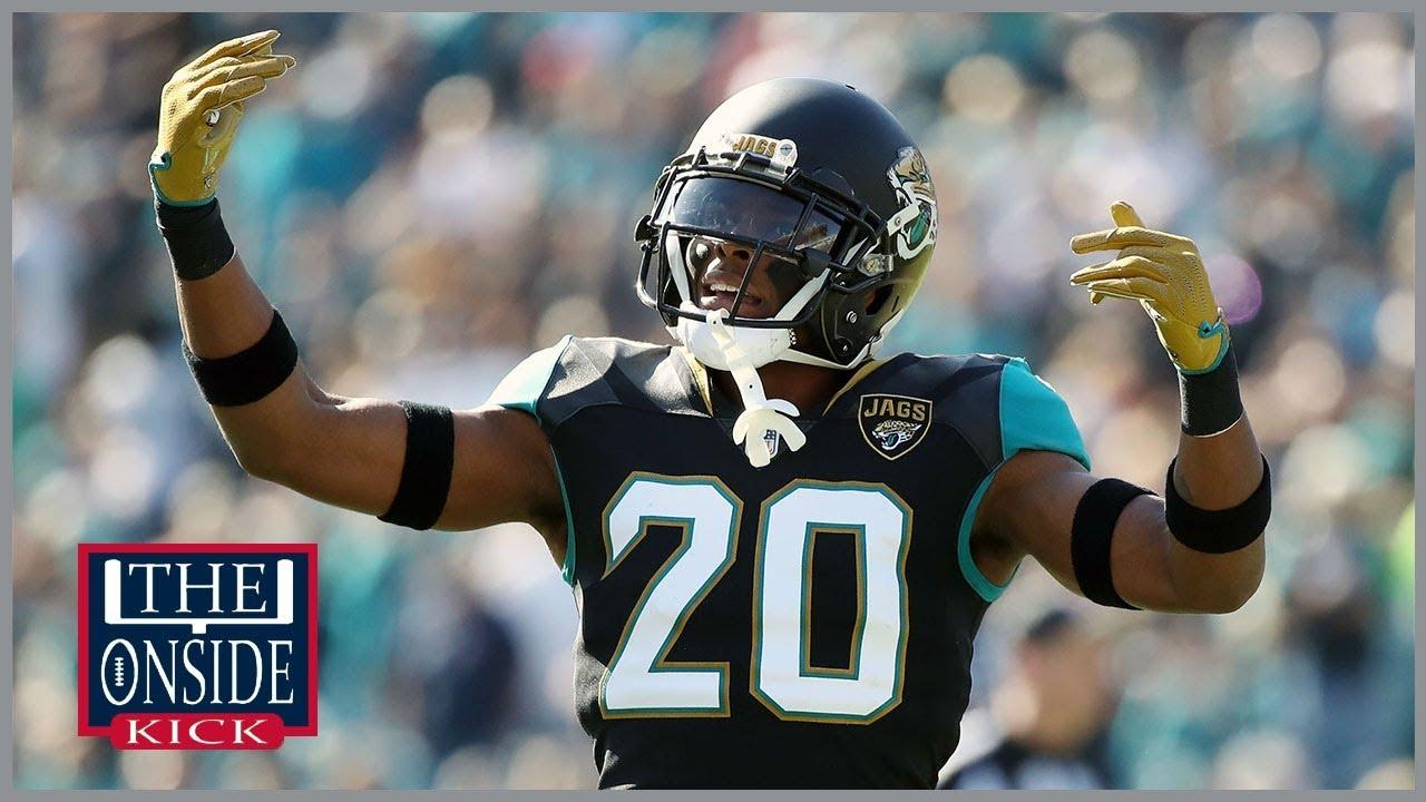 1a67dba03e5 NFL Trade Rumors: Should Jaguars Trade Jalen Ramsey? - YouTube