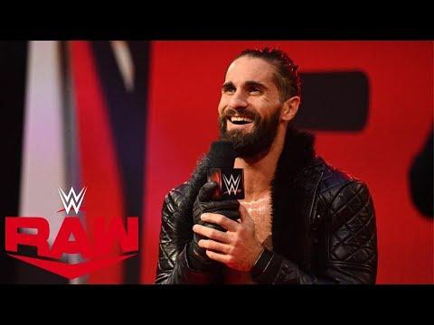Seth Rollins Est Un Dieu? Résultats WWE RAW 23 Mars 2020