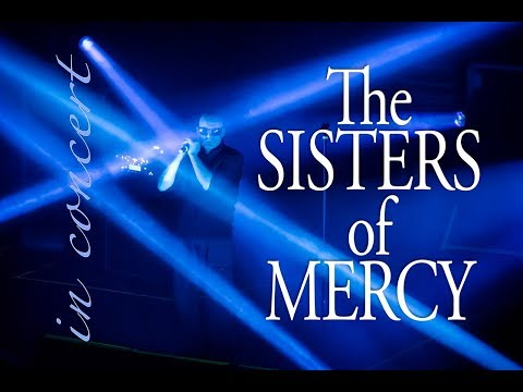 The Sisters of Mercy - Sydney - October 31 2019