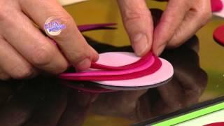 Mirta Biscardi - Bienvenidas en HD - Decora cupcakes con diseños modernos.