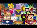 Download Minecraft MOVIE - THE AVENGERS, INFINITY WAR!