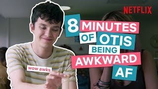 8 Minutes Of Awkward Otis From Sex Education Season 1 | Netflix