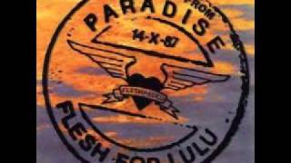 FLESH FOR LULU - POSTCARDS FROM PARADISE [ DUB ] 1987