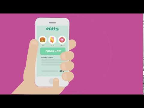 EATTS Food Delivery For Pc - Download For Windows 7,10 and Mac