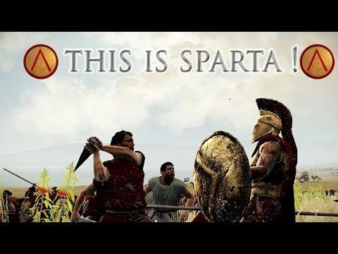 This is Sparta ! ( Machinima )