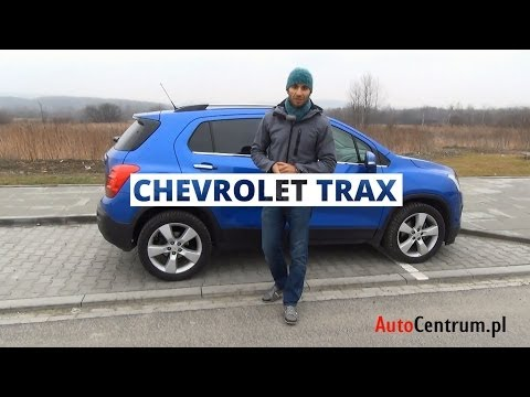 Chevrolet Trax 1.4T 140 KM, 2013 - test AutoCentrum.pl #048