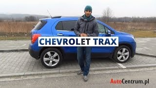 [PL] Chevrolet Trax 1.4T 140 KM, 2013 - test AutoCentrum.pl