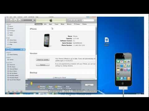 Creating a Ringtone with a Song in iTunes