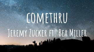 Jeremy Zucker - comethru ft. Bea Miller //Lyrics || Now I'm shaking, drinking all this coffee Song