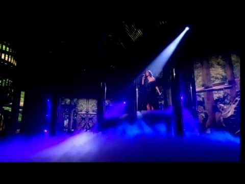 Nicole Scherzinger - Try With Me - The X Factor UK   Results Show 4