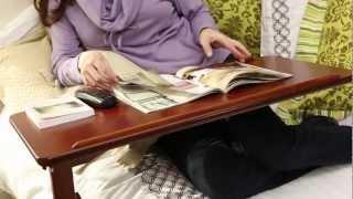 Adjustable Bedside Table - Improvements Catalog