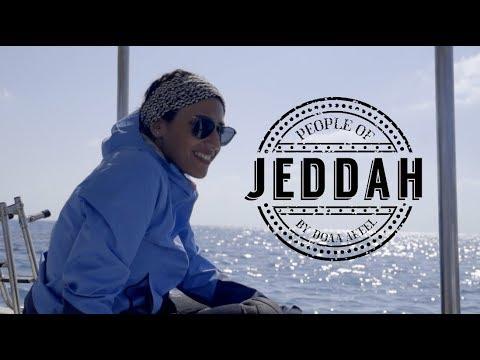 People Of Jeddah - Episode 7  | Nouf Alosaimi