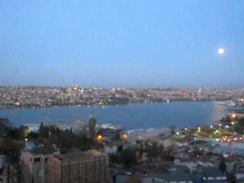 Haliç - 2012 Kasım Sabahın erken vakti