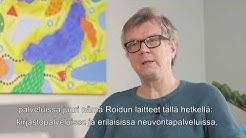 Tampereen kaupunki hyvin tyytyväinen Roidun palauteratkaisuihin