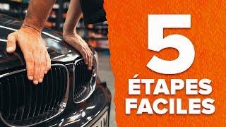 Comment changer Filtre à Carburant CITROËN C5 - Les meilleurs trucs de remplacement Filtre