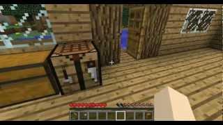 Minecraft - Выживание. Часть 3. Постройка нового дома и фермы