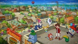 Yo-Kai Watch 3 Announcement Trailer