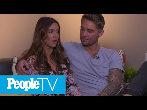 Brett Young & Taylor Mills' Decade-Long Path Down The Aisle — Inside Their Big Day | PeopleTV