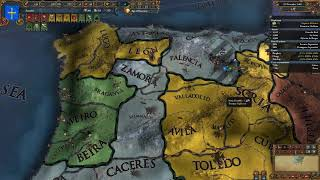 Asturias does damage control on very hard and starts diplomacy for real part 5