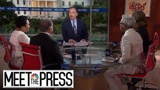 Full Panel: Democrats Worry If Biden Is 'Hillary 2.0' | Meet The Press | NBC News