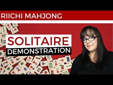 Riichi Mahjong Solitaire